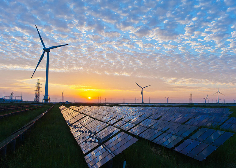 According to a new report by the FERC, renewables (led by wind and solar) may be poised to significantly surpass fossil fuels as new generating capacity is added over the next three years.